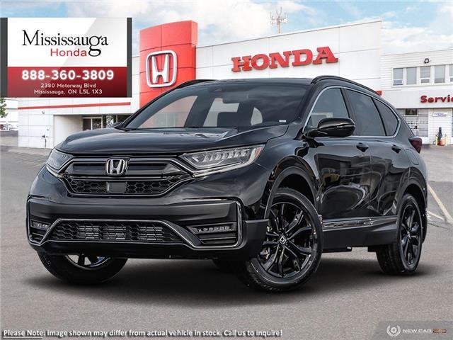 2020 Honda CR-V Black Edition (Stk: 327886) in Mississauga - Image 1 of 23