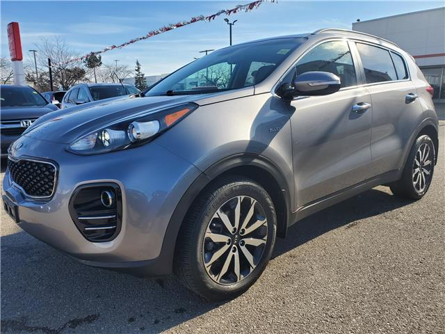2018 Kia Sportage EX (Stk: CP0253) in Mississauga - Image 1 of 21