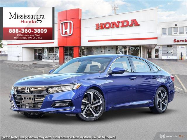 2020 Honda Accord Sport 1.5T (Stk: 327912) in Mississauga - Image 1 of 23