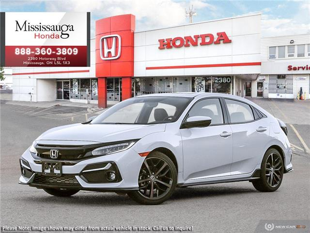 2020 Honda Civic Sport Touring (Stk: 327981) in Mississauga - Image 1 of 23
