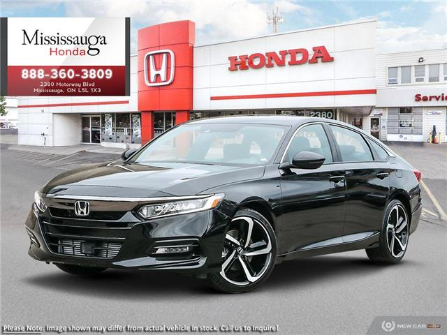 2020 Honda Accord Sport 2.0T (Stk: 328040) in Mississauga - Image 1 of 23