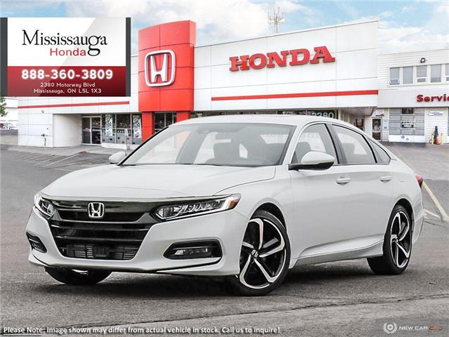 2020 Honda Accord Sport 2.0T (Stk: 328042) in Mississauga - Image 1 of 23