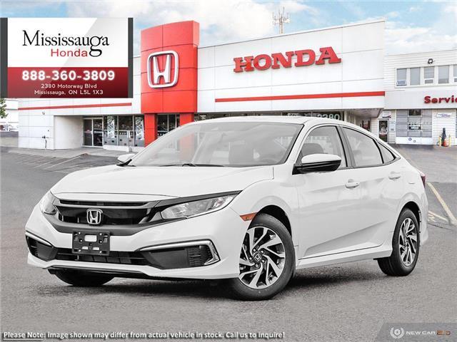 2020 Honda Civic EX (Stk: 328060) in Mississauga - Image 1 of 23