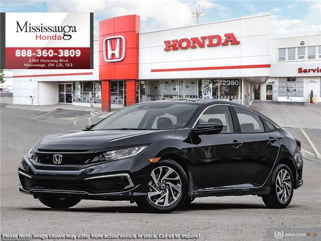 2020 Honda Civic EX (Stk: 327377) in Mississauga - Image 1 of 23
