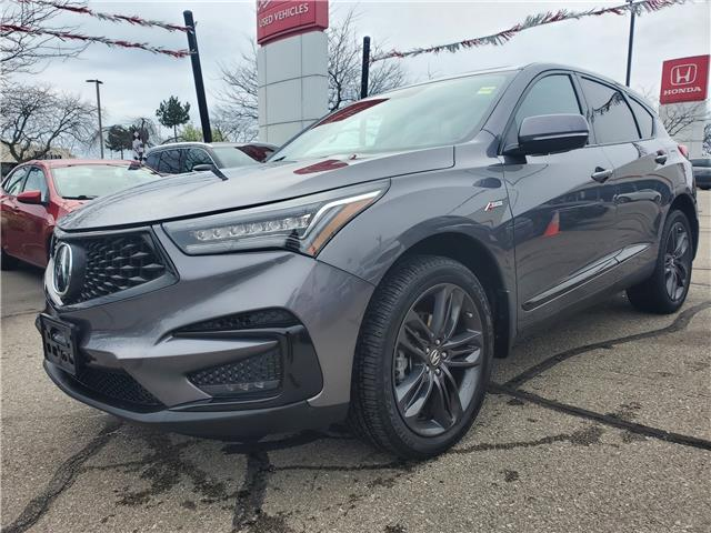 2019 Acura RDX A-Spec (Stk: 327383B) in Mississauga - Image 1 of 24