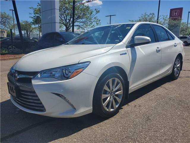 2017 Toyota Camry Hybrid XLE (Stk: 327621B) in Mississauga - Image 1 of 22
