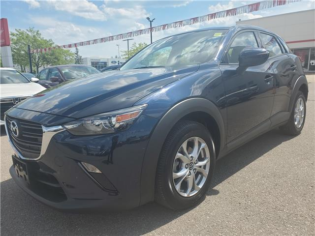 2019 Mazda CX-3 GS (Stk: CP0278) in Mississauga - Image 1 of 21