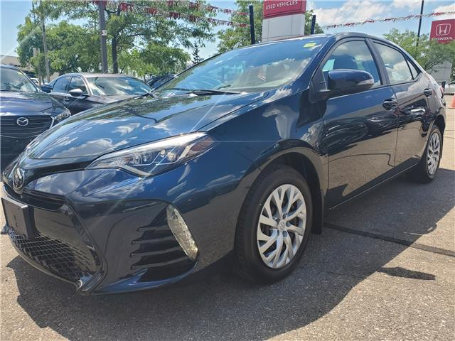 2018 Toyota Corolla SE (Stk: CP0281) in Mississauga - Image 1 of 20