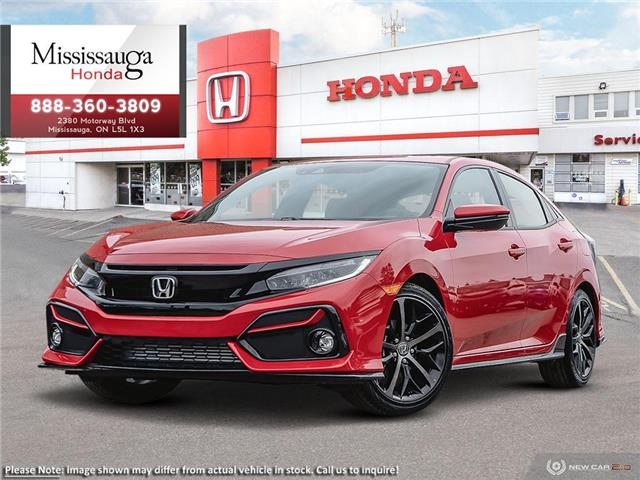 2020 Honda Civic Sport (Stk: 328130) in Mississauga - Image 1 of 23