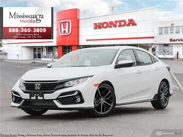 2020 Honda Civic Sport (Stk: 328134) in Mississauga - Image 1 of 23