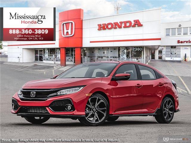 2020 Honda Civic Sport Touring (Stk: 328147) in Mississauga - Image 1 of 23