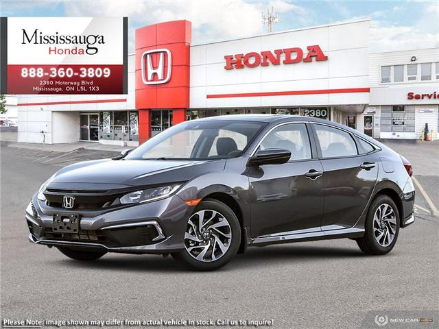 2020 Honda Civic EX (Stk: 328174) in Mississauga - Image 1 of 23