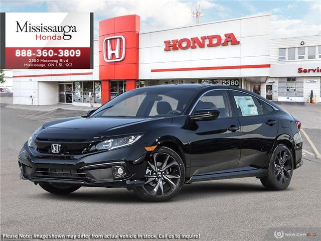 2020 Honda Civic Sport (Stk: 328167) in Mississauga - Image 1 of 23