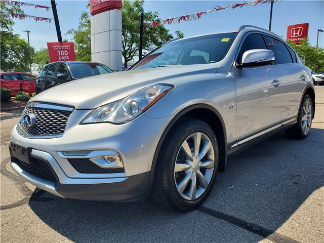 2016 Infiniti QX50 Base (Stk: CP0274A) in Mississauga - Image 1 of 22