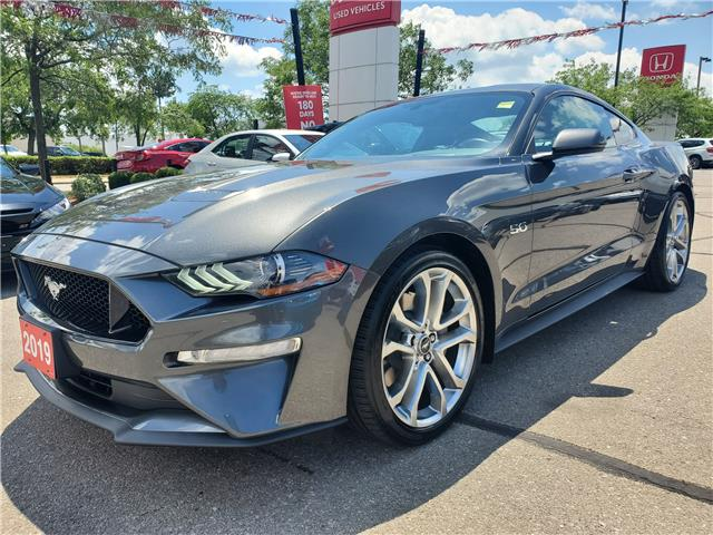 2019 Ford Mustang  (Stk: 327862A) in Mississauga - Image 1 of 22