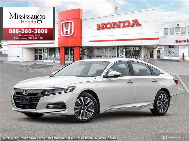 2020 Honda Accord Hybrid Touring (Stk: 327744) in Mississauga - Image 1 of 21