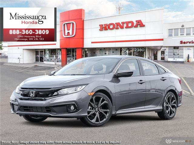 2020 Honda Civic Sport (Stk: 328206) in Mississauga - Image 1 of 23