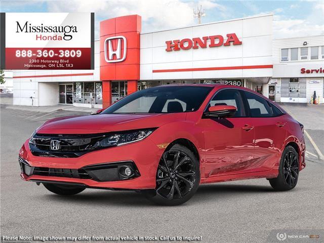 2020 Honda Civic Sport (Stk: 328245) in Mississauga - Image 1 of 21