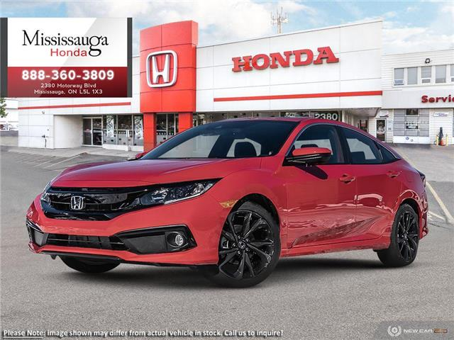 2020 Honda Civic Sport (Stk: 328244) in Mississauga - Image 1 of 21
