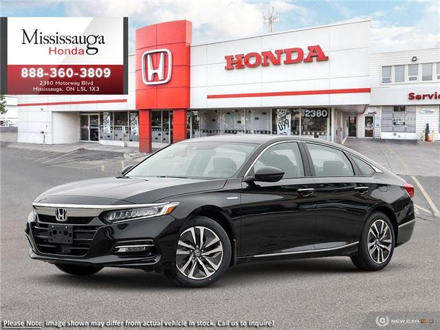 2020 Honda Accord Hybrid Base (Stk: 327837) in Mississauga - Image 1 of 23