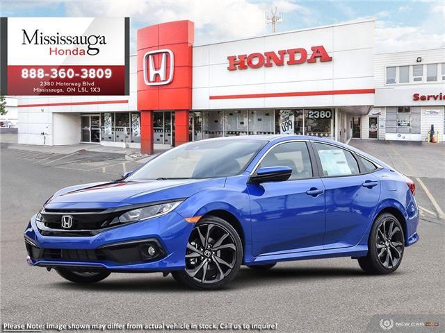 2020 Honda Civic Sport (Stk: 328281) in Mississauga - Image 1 of 23