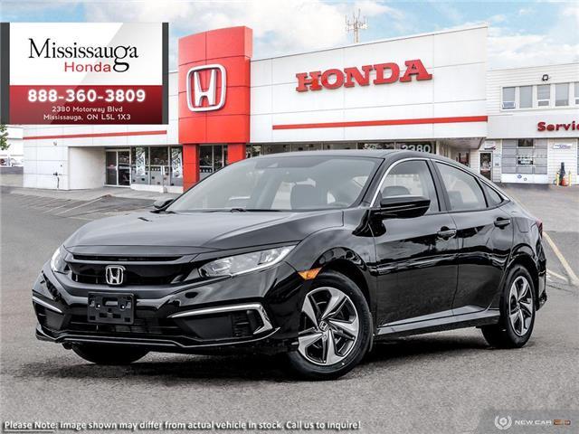 2020 Honda Civic LX (Stk: 328334) in Mississauga - Image 1 of 23