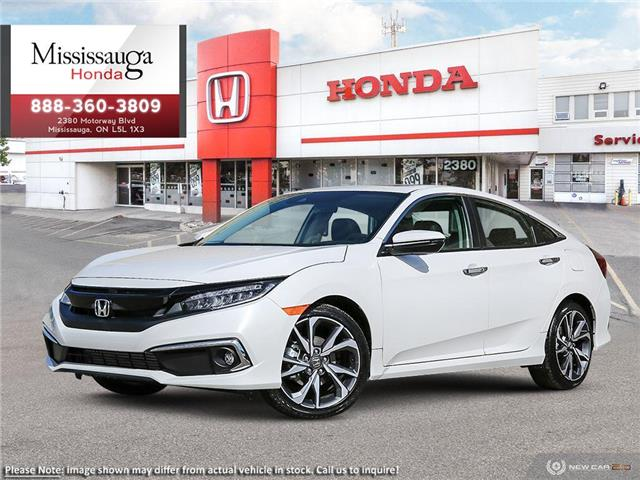 2020 Honda Civic Touring (Stk: 328376) in Mississauga - Image 1 of 23