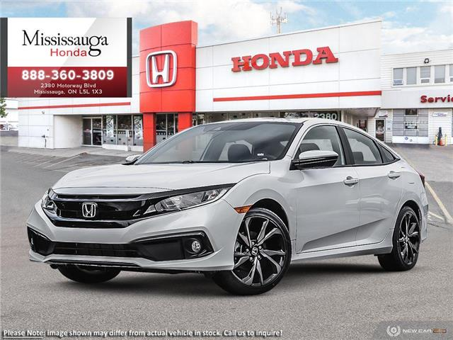 2020 Honda Civic Sport (Stk: 328429) in Mississauga - Image 1 of 23