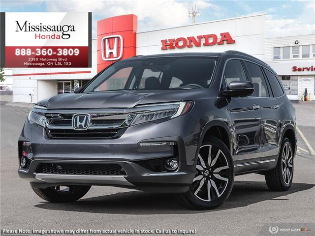 2021 Honda Pilot Touring 7P (Stk: 328521) in Mississauga - Image 1 of 21