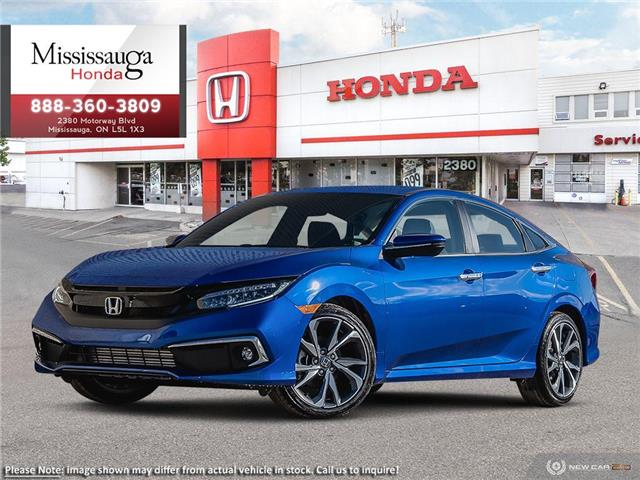 2020 Honda Civic Touring (Stk: 328538) in Mississauga - Image 1 of 23