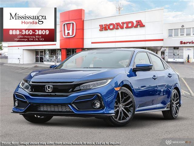 2020 Honda Civic Sport Touring (Stk: 328534) in Mississauga - Image 1 of 23