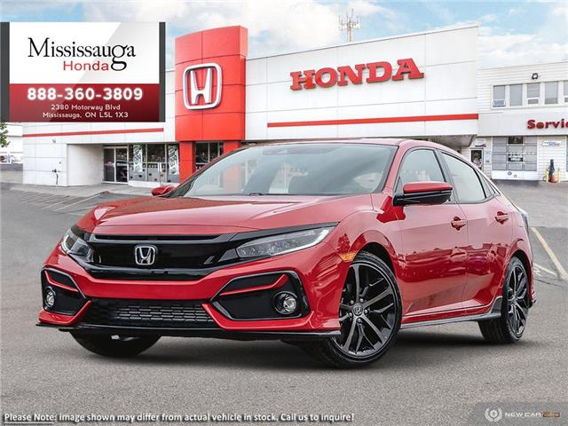 2020 Honda Civic Sport (Stk: 328545) in Mississauga - Image 1 of 23