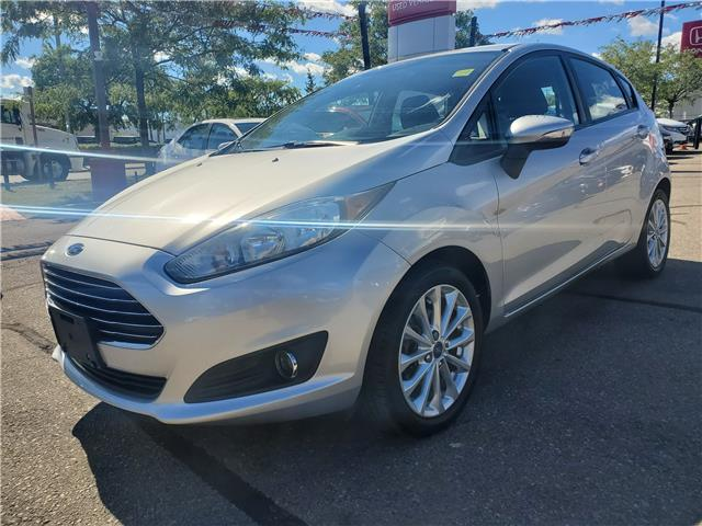 2014 Ford Fiesta SE (Stk: 328264B) in Mississauga - Image 1 of 19