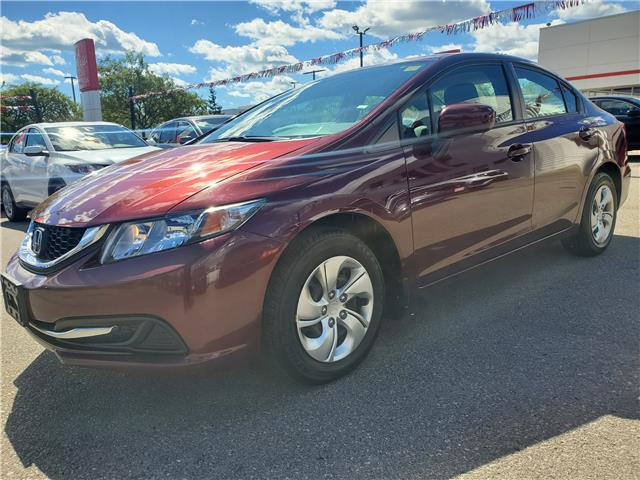 2015 Honda Civic LX (Stk: HC2717) in Mississauga - Image 1 of 21