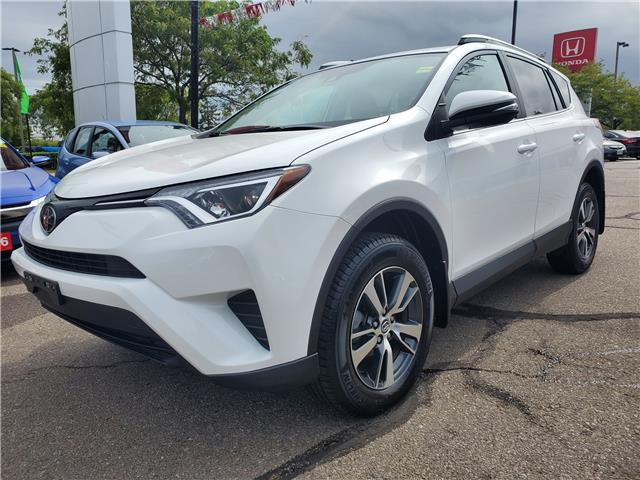 2018 Toyota RAV4 LE (Stk: CP0316) in Mississauga - Image 1 of 20
