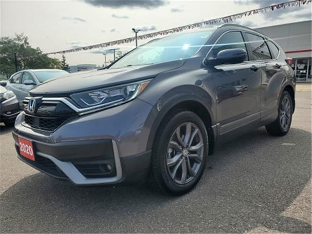 2020 Honda CR-V Sport (Stk: HC2726) in Mississauga - Image 1 of 24