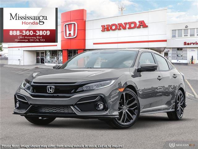 2020 Honda Civic Sport (Stk: 328535) in Mississauga - Image 1 of 23