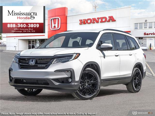 2021 Honda Pilot Black Edition (Stk: 328537) in Mississauga - Image 1 of 23
