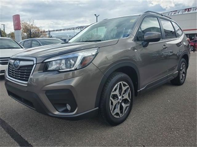2019 Subaru Forester 2.5i Convenience (Stk: CP0325) in Mississauga - Image 1 of 21