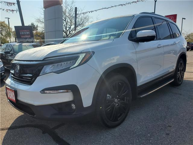 2020 Honda Pilot Black Edition (Stk: 327979) in Mississauga - Image 1 of 27