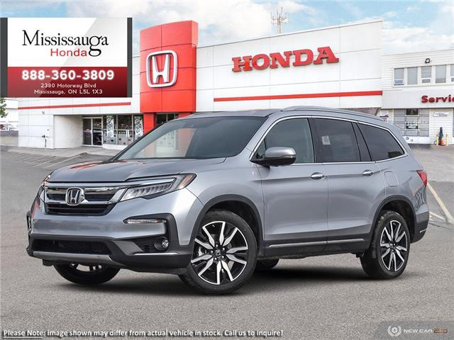 2021 Honda Pilot Touring 7P (Stk: 328321) in Mississauga - Image 1 of 23