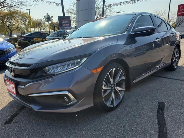 2020 Honda Civic Touring (Stk: 327440) in Mississauga - Image 1 of 1