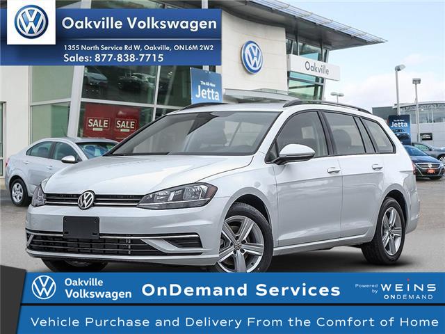 2019 Volkswagen Golf SportWagen 1.8 TSI Highline (Stk: 21449) in Oakville - Image 1 of 32