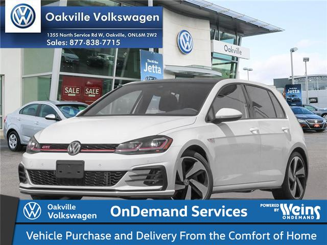 2019 Volkswagen Golf GTI 5-Door Autobahn (Stk: 21542) in Oakville - Image 1 of 32