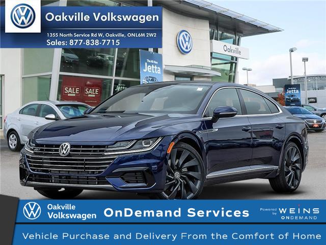 2019 Volkswagen Arteon 2.0 TSI (Stk: 21289) in Oakville - Image 1 of 1