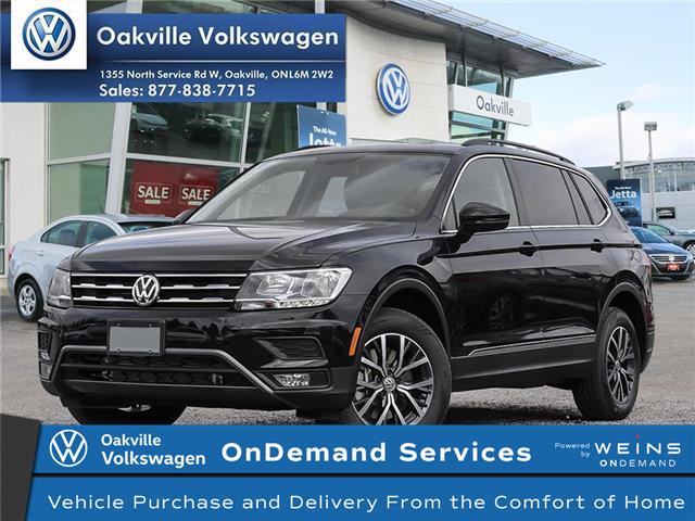 2019 Volkswagen Tiguan Comfortline (Stk: 21581) in Oakville - Image 1 of 2