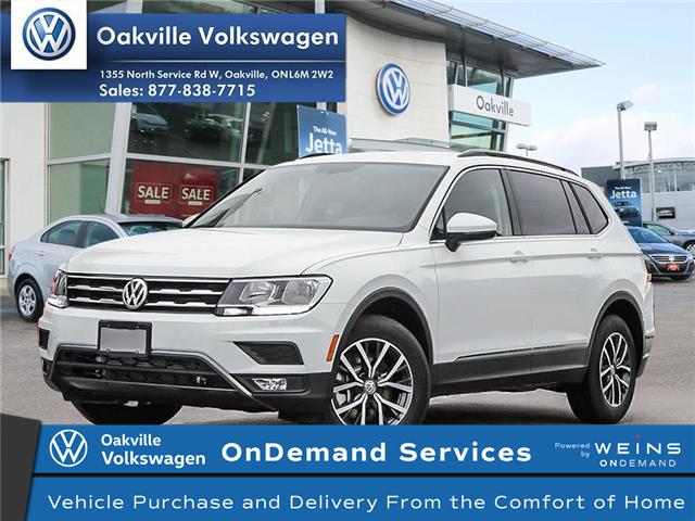 2020 Volkswagen Tiguan Comfortline (Stk: 21730) in Oakville - Image 1 of 23