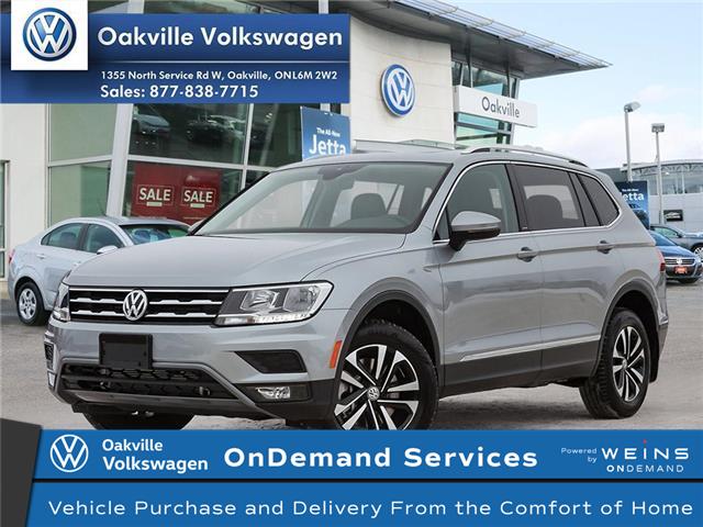 2020 Volkswagen Tiguan IQ Drive (Stk: 21715) in Oakville - Image 1 of 23
