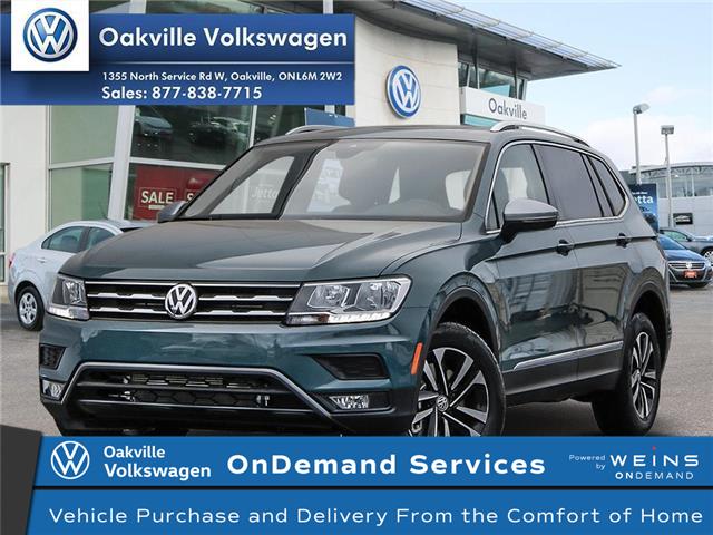 2020 Volkswagen Tiguan IQ Drive (Stk: 21810) in Oakville - Image 1 of 23