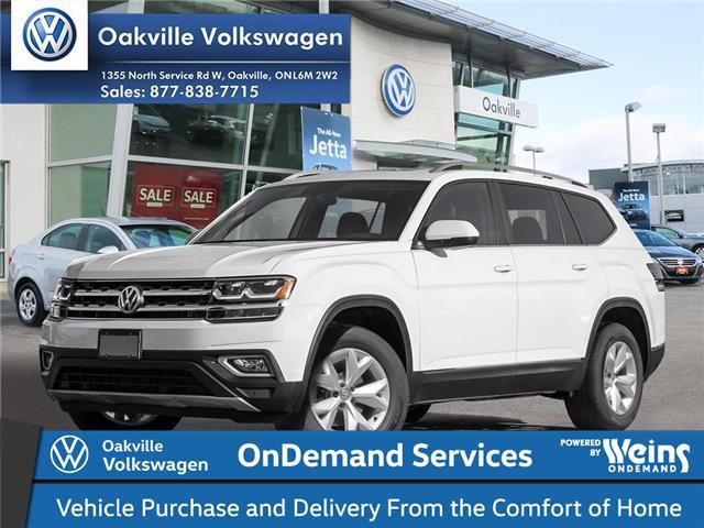2019 Volkswagen Atlas 3.6 FSI Highline (Stk: 21832) in Oakville - Image 1 of 10
